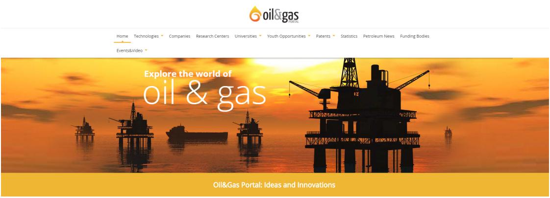 oil&gs portal